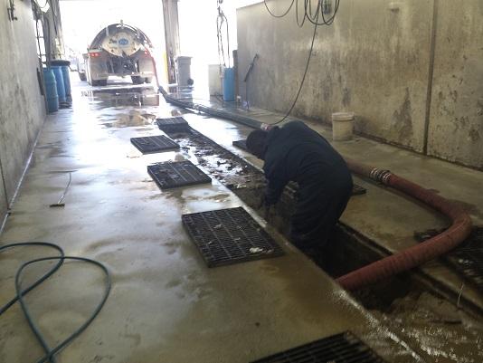 Car Wash Drainage Systems